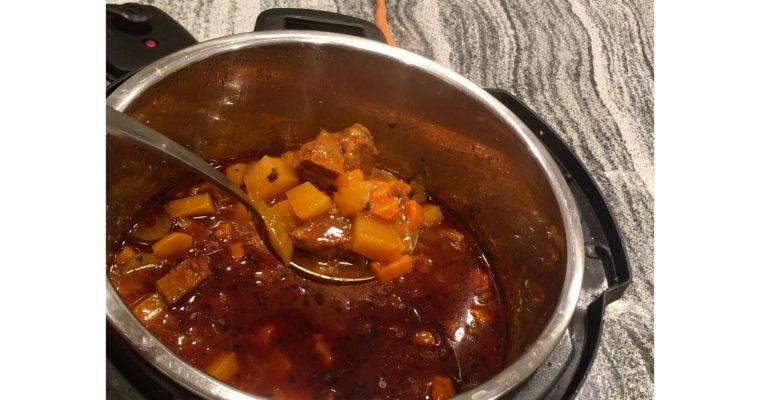 Savory Beef Stew