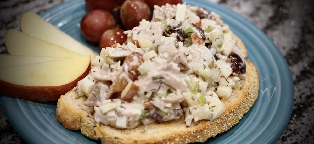 Not Your Chicken Salad