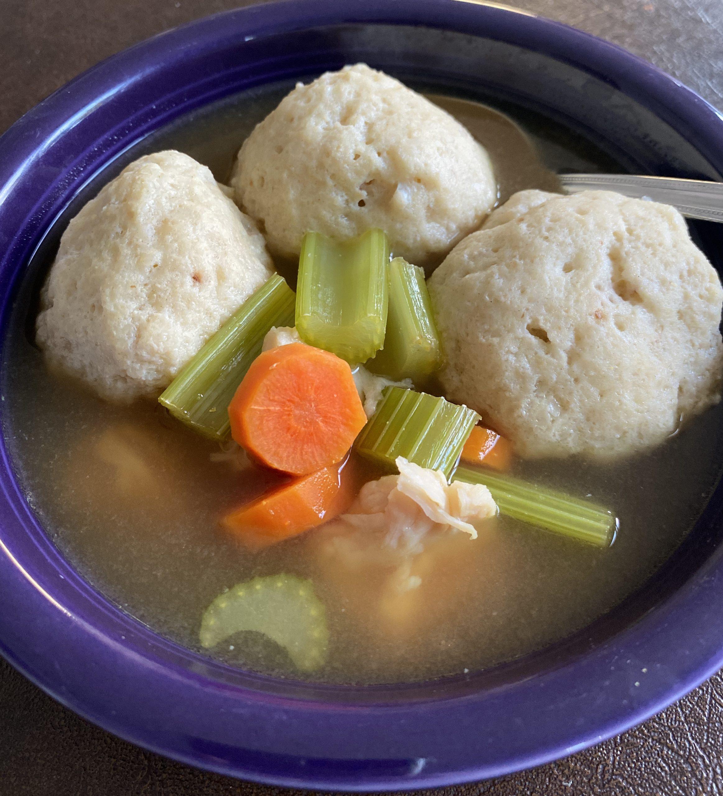 Bubbie's Chicken soup